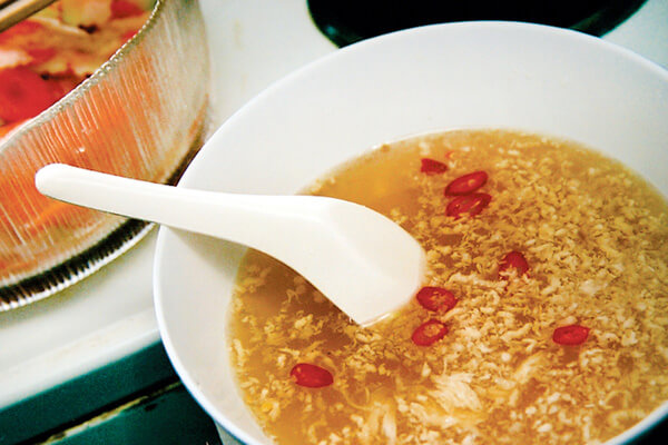 Cách làm nước mắm gừng ăn ốc thịt luộc vịt luộc ngon