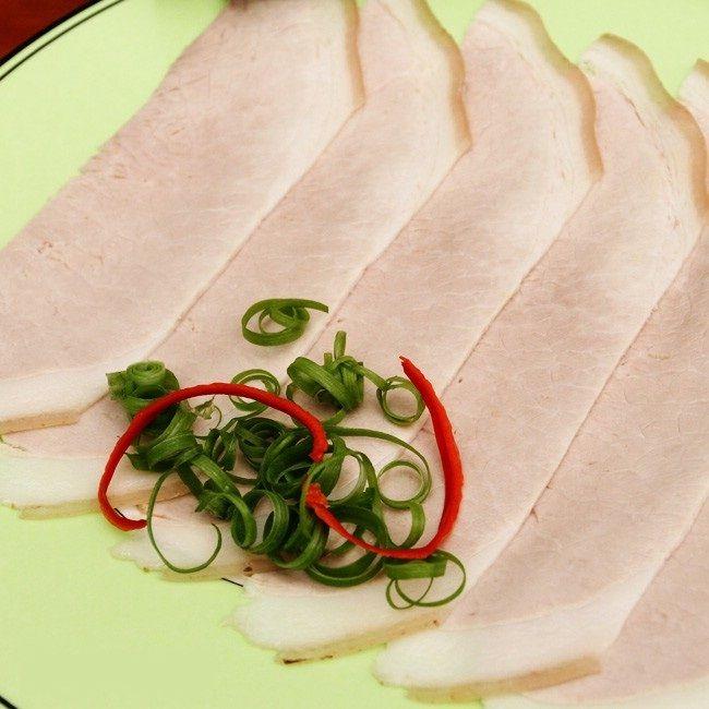 hướng dẫn cáchcắt thịt heo 2 đầu dangay tại nhà