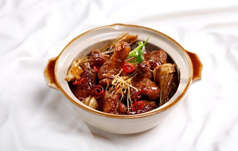 công thức vịt kho ngũ vị hương đơn giản